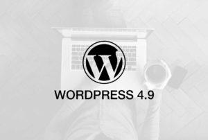 WordPress 4.9 nadchodzi - webspot.pl